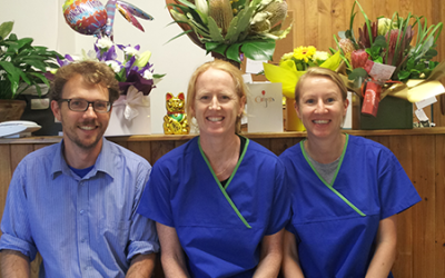 Northside Veterinary Centre has just turned two!