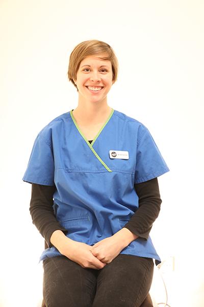 Dr Gail Garrison
